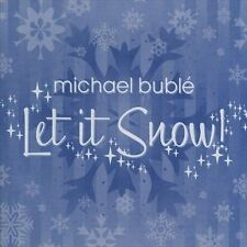 Let It Snow Michael Buble Audio CD
