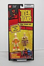 "Ban Dai Teen Titans Go! Speedy & Lightning 3.5"" Action Figure - Bandai"