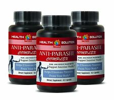 Kill and Cleanse - ANTI-PARASITE COMPLEX - Effectively Cleanses Whole Body - 3B