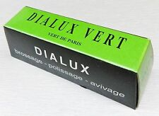 GREEN ROUGE DIALUX JEWELERS POLISHING COMPOUND VERT DIALUX JEWELRY POLISH 1 BAR