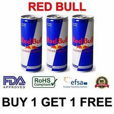 RED BULL Flavour E Liquid Vapour 10ml Shisha Pen Vaping Oil Juice Flavor