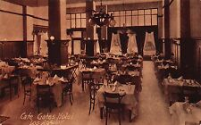 Postcard Cafe at Gates Hotel in Los Angeles, California~111617