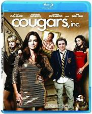 Cougars, Inc. (Blu-ray) Kyle Gallner, Kathryn Morris, James Belushi NEW