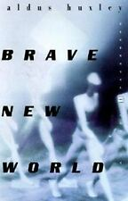Brave New World by Aldous Huxley (Paperback)