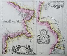 VOLGA RUSSLAND RUSSIA Adam Olearius Pitt ca 1680