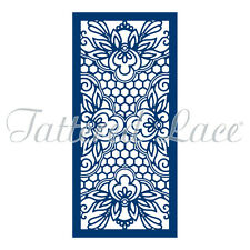 Tattered Lace Fiorentino PANNELLO Essentials Die-etl624-Free 1st Class P&p