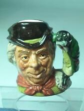 MINIATURE Royal Doulton WALRUS CARPENTER Character Jug Alice in Wonderland D6608