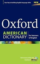 Oxford American Dictionary for Learners of English (2010, Mixed Media)
