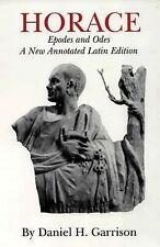 Horace : Epodes and Odes (Oklahoma Series in Classical Culture , Vol 10, Latin l