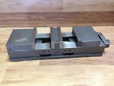 "NICE KURT 6"" DOUBLE LOCK PRECISION MACHINE VISE - #DL600"