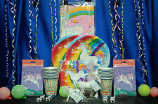 Unicorn Party Set # 12 Unicorn Party Supplies Unicorn Figures Party Favors