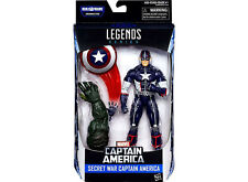 Captain America: Civil War Marvel Legends Wave 3 - Secret War Captain America