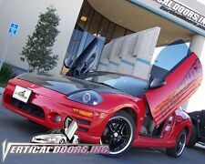 2000-2005 Mitsubishi Eclipse Vertical Lambo Doors By Vertical Doors INC