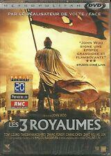 DVD - LES 3 ROYAUMES de JOHN WOO avec TONY LEUNG ( NEUF EMBALLE )