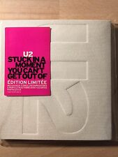 U2 - STUCK IN A MOMENT - CD SINGLE FRENCH FRANCE LIMITED EDITION + 6 PROMO CARDS