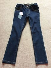 BRAND NEW - Girls GUESS Designer Inky Blue Skinny Jeans - 5 Years - BNWT
