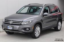 Volkswagen : Tiguan SE