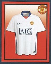 PANINI MANCHESTER UNITED 2008/09 #007-AWAY KIT