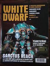WHITE DWARF N° 23