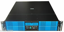 "2U Rackmount server chassis. 19"" Black Rack with NO PSU. IXX-210"