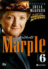 Agatha Christie's Marple, Series 6 New DVD! Ships Fast!