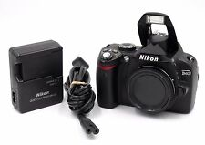 Nikon D40 6.1 MP Digital SLR Camera Body - Shutter Count: 13,627