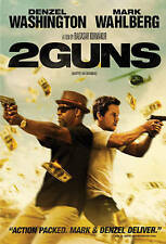 2 Guns (Blu-ray Disc, 2013, Blu-ray Only, Includes Slip-case)