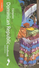 Dominican Republic Handbook: The Travel Guide (Footprint Handbook), Cameron, Sar