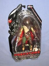 2010 Neca Predators Series 1 Falconer Predator Action Figure MOC Sealed BP161