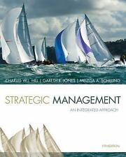 Strategic Management: An Integrated Approach (11th Edition) by Hill, Charles ...