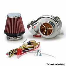 ELECTRIC TURBO / SUPERCHARGER KIT / UNIVERSAL FIT For Motorcycle