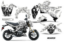 AMR Racing Kawasaki Z125 PRO Graphic Kit Dirt Bike Decals MX Wrap 2017 REAPER W