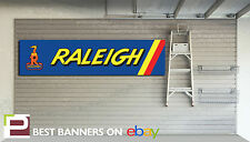 Raleigh Bicycles Garage / Workshop Banner Burner, BMX