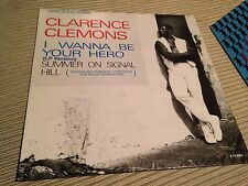 "CLARENCE CLEMONS SPANISH 12"" MAXI SPAIN I WANNA - BRUCE SPRINGSTEEN"
