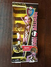 Monster High Operetta Skultimate Roller Maze 2011 Doll & Accessories,New In Box