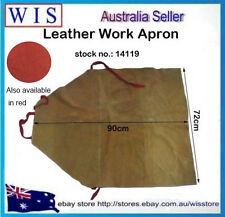 Cow Leather Welding Apron,Welder's Aprons,Workwear Welders Leather Apron-14119