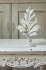 Laura Leaf Ornate FRENCH designer Finial for 45mm curtain pole Ashley Seconds
