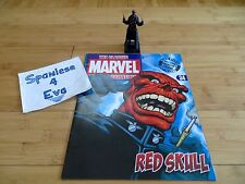 EAGLEMOSS CLASSIC MARVEL COLLECTION #34 RED SKULL LEAD HAND-PAINTED FIGURE