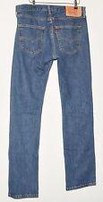 """Superbe chemise homme jeans bleu délavé levi strauss & co xx 501 w 32"""" L32"""""""