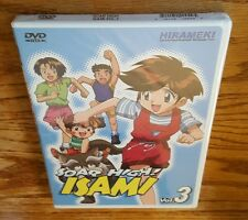 Soar High Isami: Volume 3 (DVD, 2004) anime show series Episodes 7-9 NEW