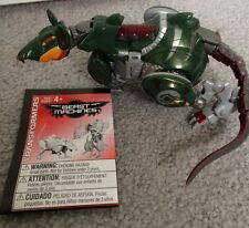 Transformers Beast Machines RATTRAP Heroic Maximal Rat Loose -Complete w/ Manual