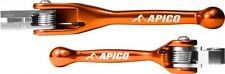 Apico Forged Flexi Brake & Clutch Lever KTM SX EXC SXF 125/200/400/450/525 00-06