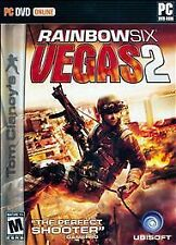 Tom Clancy's Rainbow Six: Vegas 2 (PC, 2008)