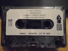 VERY RARE Dear Sir DEMO CASSETTE TAPE rock UNRELEASED ep unknown 90s Boston MA !