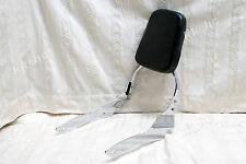 Yamaha Dragstar V-Star Vstar Custom XV650 XV400 Rear Backrest Sissy Bar 1996-UP