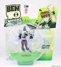 BEN 10 Omniverse KYBER 10cm action figure toy alien collection Bandai - NEW!