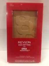 Revlon Age Defying with DNA Advantage Powder, DEEP #25- New & Sealed Compact.