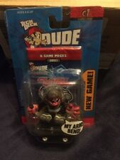 TECH DECK DUDE C1 Clash Crew #052 Ronin Bendy Arms Series 1