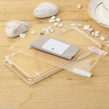 New Glossy PC Crystal Clear Hard Plastic Back Case Cover for HTC Desire 816