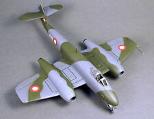 "Gloster Meteor Mk-IV 43""WS scratch build R/c Plane Plans & Patterns"